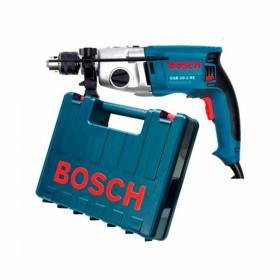Taladro Percutor Reversible 2 Velocidades GSB 20-2 Bosch - 1