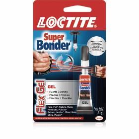 Loctite Super Bonder Flex Gel 3G Henkel - 1