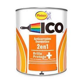 Anticorrosivo negro galón Ico - 1