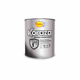Koraza rojo colonial 2668 caneca Pintuco - 2